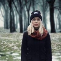 Девушка :: Юлия Толстун_Пасюк