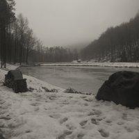 Озеро :: Сергей Форос