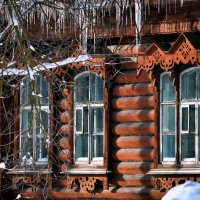 Зимнее утро. :: АЛЕКСАНДР СУВОРОВ