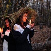 Ведьмы :: Катерина Переладова