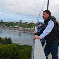 разговор на мосту :: Варвара Варвара