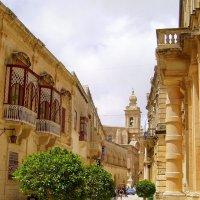 Центральная улица древней Мдины. Мальта :: Лара Амелина