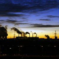 Перед самым восходом. :: Валерий Гудков