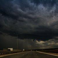 Хмурое небо :: Александра Ламбина
