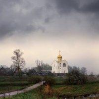 Окраины Питера. :: Владимир Колесников
