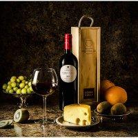 Красное вино и сыр :: Sergei Shkolny