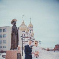 Свадьба  Дмитрия и Анны :: Юрий Лобачев