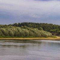 Река Клязьма :: Елена Гвинашвили
