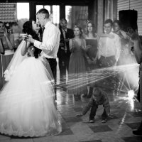 Первый танец :: Ирина Матюхина
