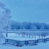 зимний парк :: Валентина Папилова