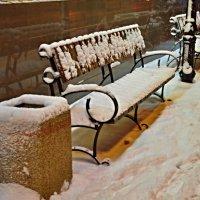 после снегопада :: юрий иванов