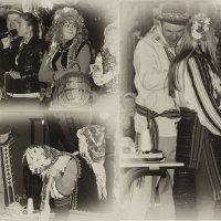"""Театрализированное """"Гуцульске сватання"""" :: Gleipneir Дария"""
