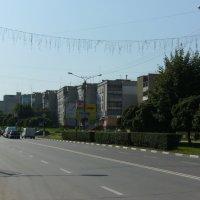 Автодорога  в  Калуше :: Андрей  Васильевич Коляскин
