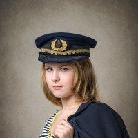 Girl Sailor :: Дмитрий Годза