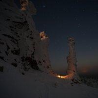 Ночь у подковы :: Виталий Истомин