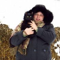 Я и мой котюнок Циганюк :: Тоня Просова
