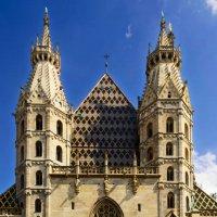 Вена. Католический Собор Святого Стефана #3 :: Олег Неугодников