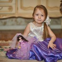 Маленькая принцесса :: Татьяна Сафронова