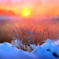 Рассветное возгорание...4. :: Андрей Войцехов
