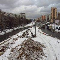 Город, в котором я живу :: Андрей Лукьянов