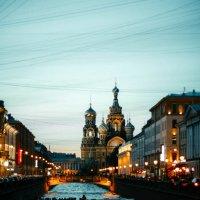 Санкт-Петербург :: Юлия Грейсон