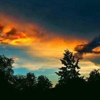 Там, за облаками :: Кулага Андрей Андреевич