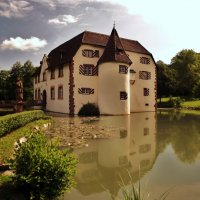 Водный Замок.. :: Эдвард Фогель
