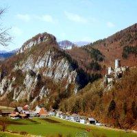 Швейцарские Альпы.. :: Эдвард Фогель