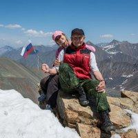 покоренный перевал :: Константин Шабалин