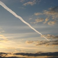 Одинокий полёт... :: Дмитрий