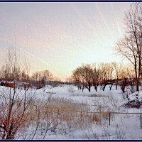 зимнее утро :: Юрий Ефимов