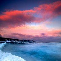 The Flaming Ice :: Ruslan Bolgov