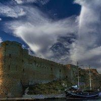 Крепость Girne (Кирения) :: Peiper ///