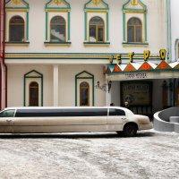 Авто-такса :: Владимир Болдырев