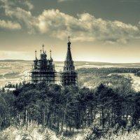 Храм Святого великомученика и целителя Пантелеймона. Кисловодск. :: Роман Шостак