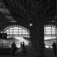 вокзал для двоих :: ник. петрович земцов
