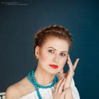 Русская красавица :: Оксана Циферова