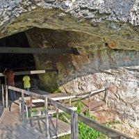 Денисова пещера :: юрий Амосов
