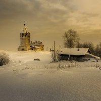 Церковь Варвары великомученицы :: Алексей Калугин