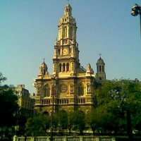 В Париже церковь Казанской Божией матери :: Tatyana Kuchina