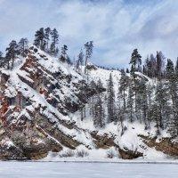 Камень Красный... :: Светлана Игнатьева