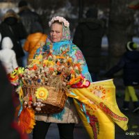 на празднике в конце февраля :: Олег Лукьянов