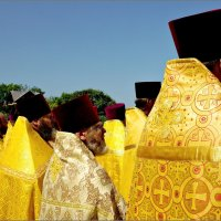 Севастополь. Херсонес. 1000-летие со дня преставления Святого князя Володимѣра Свѧтославича :: Кай-8 (Ярослав) Забелин