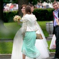 ах,этот взгляд...невесты :: Олег Лукьянов