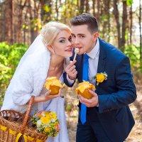 Медовая свадьба :: Кристина Волкова(Загальцева)