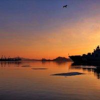 тихий городской закат :: Ingwar