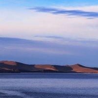 Байкальские рассветы. Остров Ольхон. :: Анна Дмитриева