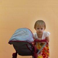 Маша ,2 года) :: Алексей
