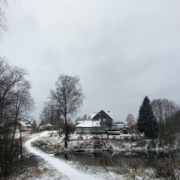Первый снег :: Volga Ivolga