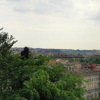 Вид с холма Пинчо :: Елена Павлова (Смолова)